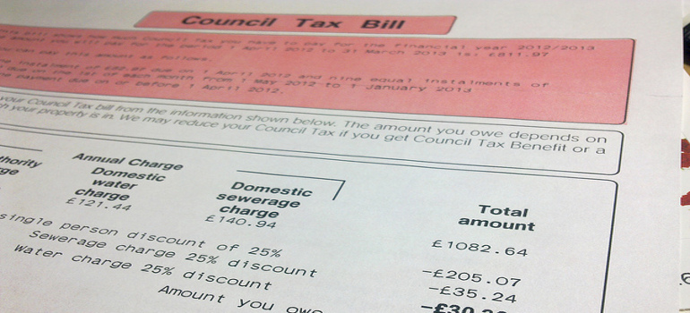 Consequences of NotPaying Council Taxon Your Property